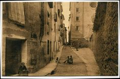 Nativity, Spain, Painting, Barcelona, Editorial, Xmas, World, Vintage Postcards, Antique Photos