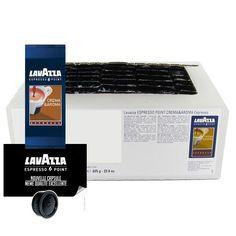 100 lavazza espresso point capsules Crema & arôme 408