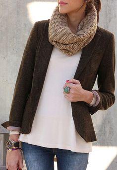 #Wool #Blazer