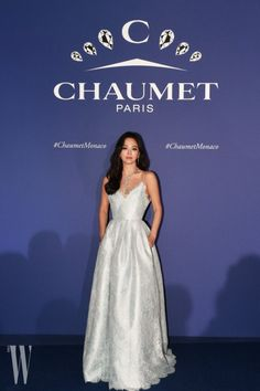 Song Hye Kyo at Chaumet Event in Paris Song Hye Kyo Style, Monaco, Chaumet, Prom Dresses, Formal Dresses, Celebrity Outfits, Korean Celebrities, Korean Actresses, Beautiful Gowns