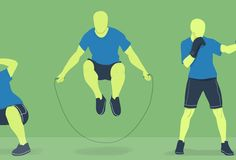 How to Get Fit Fast: Exercises to Get in Shape in Under a Month - Thrillist