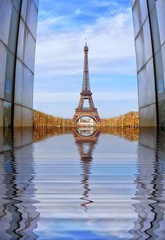 our-amazing-world:  Paris Amazing World