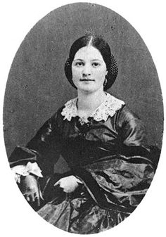 Lincoln's sister-in-law, Emilie Todd Helm, was married to a Confederate general who was killed during the Civil War. When she visited the White House after her husband's death, it created a stir in Washington and many newspapers complained about the rebel widow's visit.