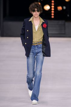 Celine Spring 2020 Menswear Collection - Vogue