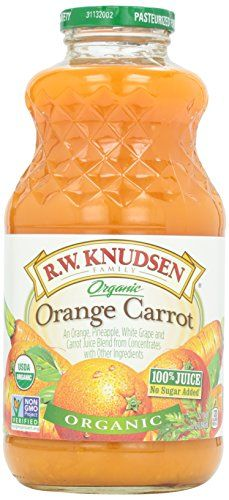 Knudsen Juice Orange Carrot Organic 1 Quart >>> You can find more details by visiting the image link.