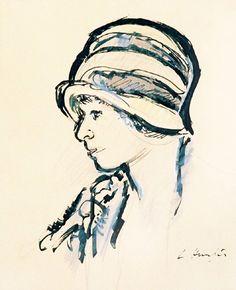 "Explore Art - Artists .............    GEORGE ""LESLIE"" HUNTER... 8/7/1877-12/7/1931...Scottish."