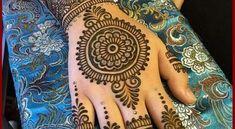 Beautiful and Stylish Punjabi Mehndi Designs 2018 (9)