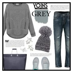 """""""Yoins ~sweatshirt contest~"""" by dolly-valkyrie ❤ liked on Polyvore featuring women's clothing, women's fashion, women, female, woman, misses, juniors, yoins and yoinscollection"""
