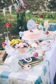 DIY Sweets Table