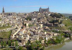 Toledo, Espanha. Foto: Primavera de 2004