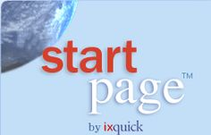Startpage.com Startpage, and its sister search engine Ixquick, are the only third-party certified search engines in the world that do not record your IP address or track your searches.