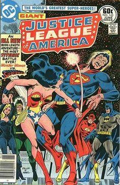 Justice League of America, #143. 1977.