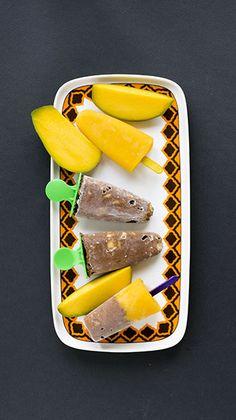 lody mango i z karobem z lookingforcooking.pl