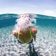 https://www.dollboxx.com.au Space of choice  #dollboxxbabe @mermaidclara in our Fiji bikini pieces : @ryzphoto  #dollboxx #dollboxxbikinis #surf #surfergirl #bikinis #ilovedollboxx #mermaid