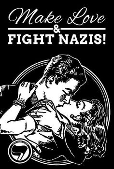And fight Antifa as well! Arte Punk, Refugees, Love Fight, Riot Grrrl, Political Art, Political Views, Punk Rock, Pop Art, Graffiti