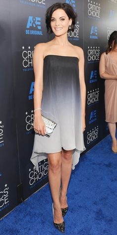 See All the Best Looks from the 2015 Critics' Choice TV Awards - Jaimie Alexander  - from InStyle.com