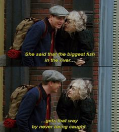 """Big Fish"" (2003) >> Ewan McGregor & Helena Bonham Carter 