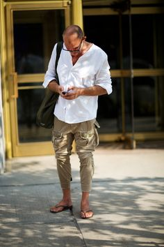 On the Street…… 9th Ave., New York