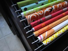 Fabric file cabinet
