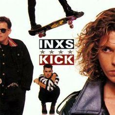 80s Album Covers | Top '80s INXS Songs - Top 9 INXS Songs of the '80s