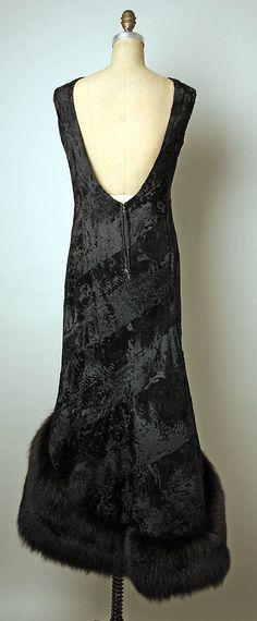 Evening dress_Pauline Trigère_1965