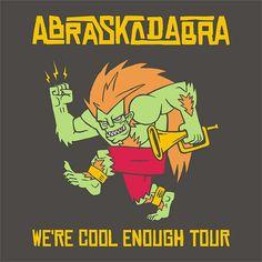 #danielrepelente www.danielgoncalves.art.br #blanka #abraskadabra #streetfight #ska #camiseta #tshirt #estampa #ilustration #ilustracao