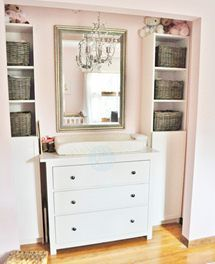 From living concepts in Ponsonby. IKEA - HEMNES Chest of 3 Drawers in white