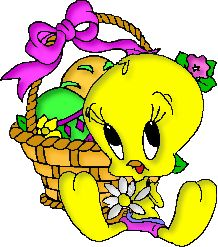 Tweety - tweety-bird Fan Art
