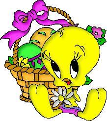 Tweety - tweety-bird Fan Art