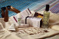 Caudalie Haul and Review (Beauty Elixir, Polyphenol Overnight Detox Oil, Vinosource S.O.S Morning Eye Cream   samples)