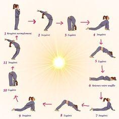 15 minutes de YOGA par jour, pour débutants #YoYoYoga-PosesandRoutines #yogamorning