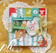 Capturing life's simplest moments!: Christmas Album Tutorial!