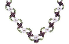 Lobelia Necklace