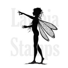 Lavinia Stamps - Clear Stamp - Fairy Freya,$11.99