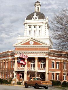County Courthouse ~ Madison, GA