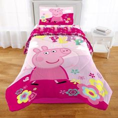 PEPPA PIG CHILDRENS DISNEY TV CHARACTERS CHIAR SOFA ...