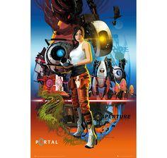 Portal Poster Aperture