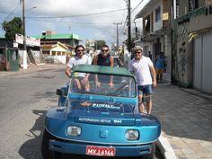 Brasil - Natal - Buggy per escursioni