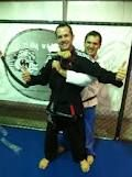 Alan Stockman and Wally Holem    Carlson Gracie Indianapolis Jiu Jitsu  916 E. Main St.  Suite 111  Greenwood, IN. 46143  317-979-4466  http://www.carlsongracieindy.com
