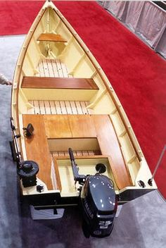 16' San Juan Dory a custom built, beautiful wooden dory just for you