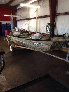 14 ft jon boat