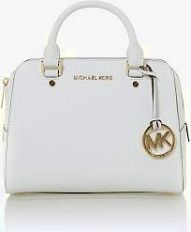 Michael Kors Handbag Tristan Large Tote. Having the extra long shoulder strap option is my new fave