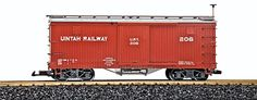 Black Forest® Hobby Supply Co - FREIGHT CAR UINTAH