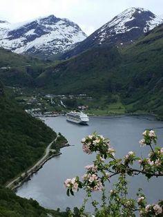 Geiranger - Norway