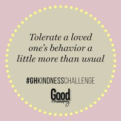 67 daily acts of kindness: Here are some easy ways you can make someone's day. Kindness Challenge, Good Housekeeping, First Love, Acting, Relationships, Inspirational, Easy, First Crush, Puppy Love