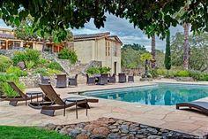 Pool, vineyard, fresh California air.. doesn't get much better!