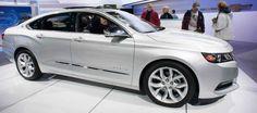 2014 Chevrolet Impala White
