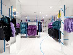 Katrina Rees Arquitectos: Gascoigne Associates + Saatchi Design Ubicación: Auckland, Nueva Zelanda Cliente: Air New Z...