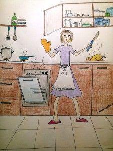 Capita di rimanere senza pane e non avere tempo o voglia per farlo come andrebbe fatto, allora come rimediamo? facile, basta realizzare una focaccia veloce