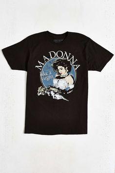 Madonna Virgin Tour Tee - $28